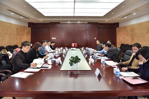 新加坡国立大学李光耀公共政策学院 中国人民大学公共管理学院来访